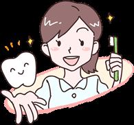 TBI,ブラッシング,歯磨き